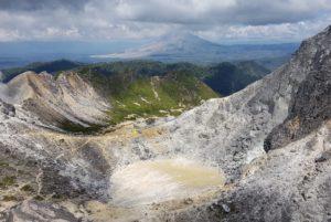 Berastagi: Ein Tag im Zeichen der Vulkane