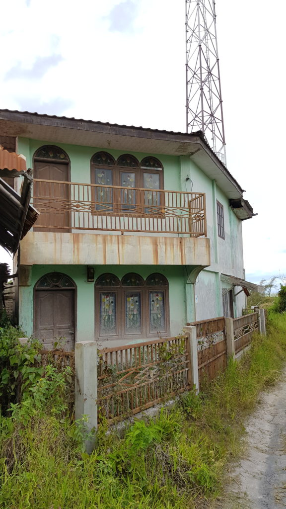 Haus im Geisterdorf