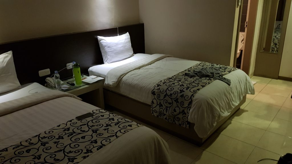 Hotelzimmer in Padang Sidempuan