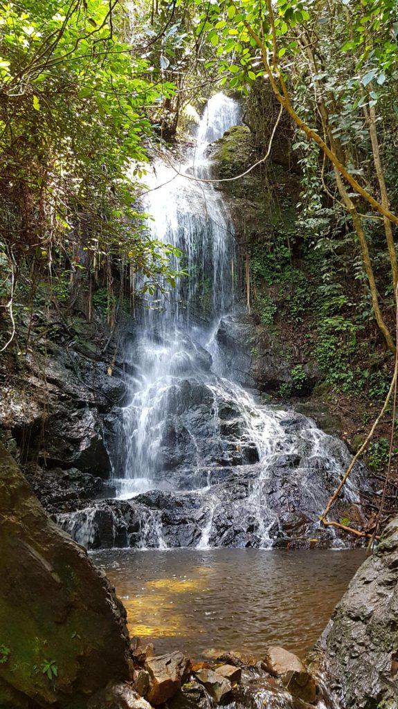Wasserfall im Harau Valley