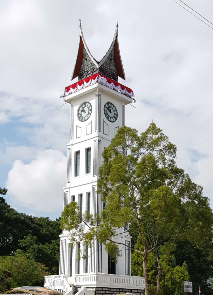 Sehenswürdigkeiten Bukittinggi: Jam Gadang