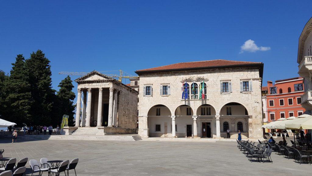 Sehenswürdigkeiten Istrien: Pula