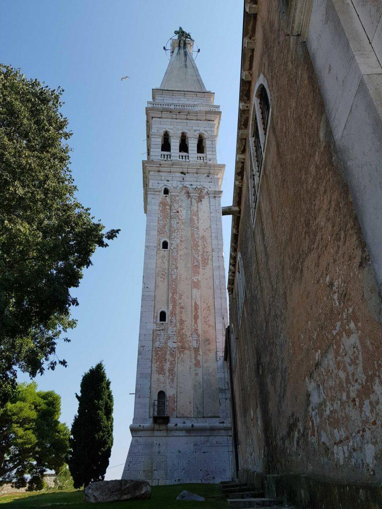 Kirchturm der Hl. Euphemia