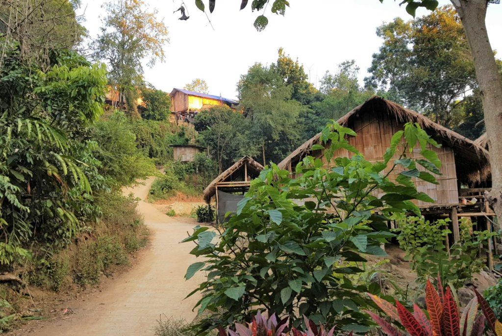 Trekking Chiang Rai: Yafu-Hilltribe-Village