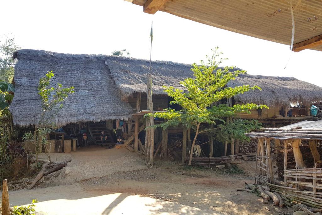Trekking Chiang Rai: Unterkunft