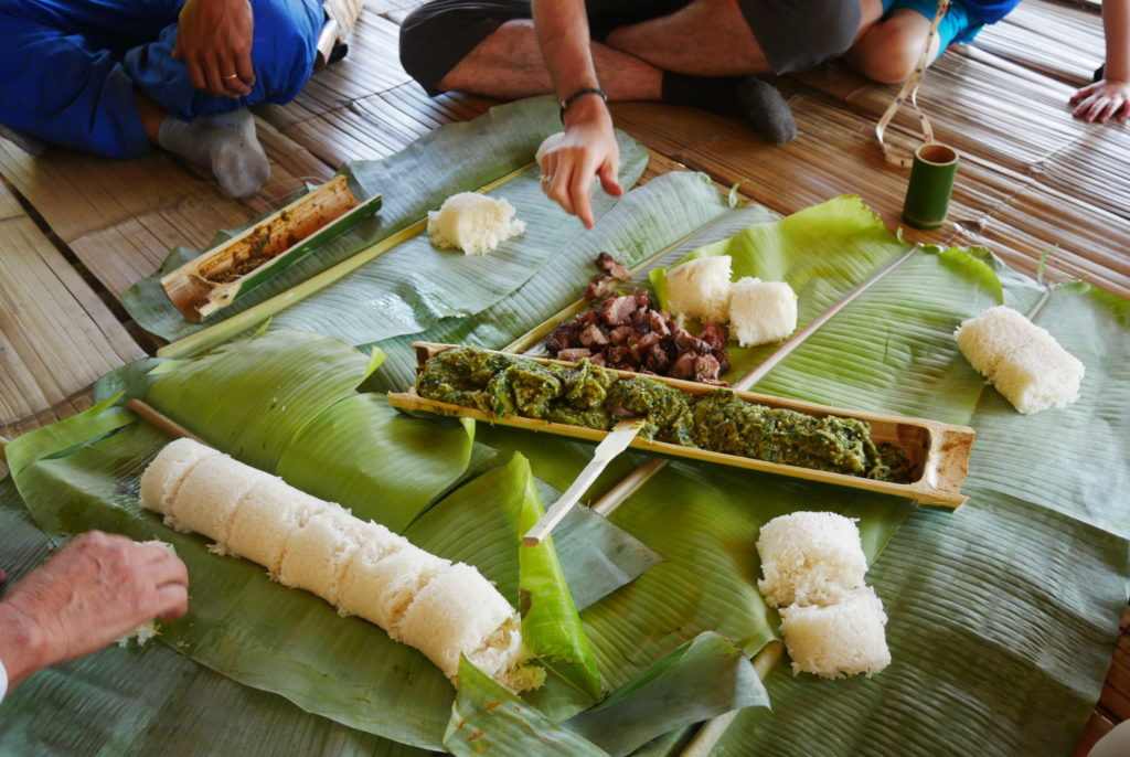 Trekking Chiang Rai: Mittagessen