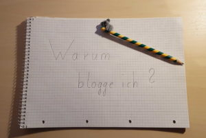 Blogparade: Ist ein Blog noch zeitgemäß?
